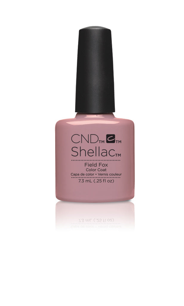 CND Shellac Power Polish Field Fox - Flora & Fauna Collection #90782 .25 oz