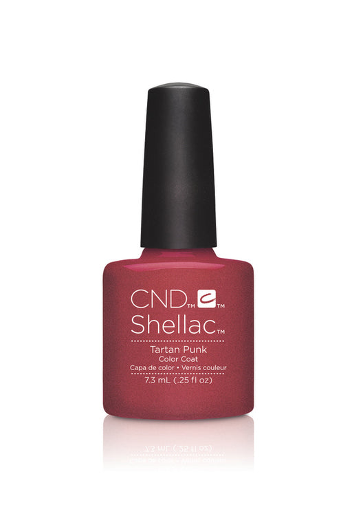 CND Shellac Power Polish Tartan Punk - Contradictions Collection #90868 .25 oz