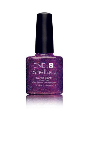 CND Shellac Power Polish Nordic Lights - Aurora Collection #90870 .25 oz