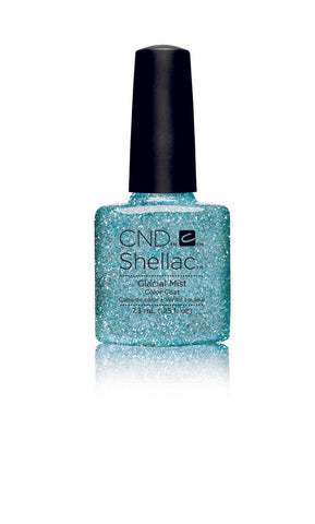 CND Shellac Power Polish Glacial Mist - Aurora Collection #90872 .25 oz