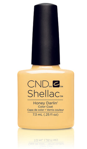 CND Shellac Power Polish Honey Darlin' - Flirtation Collection #91175 .25 oz