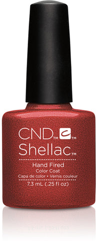 CND Shellac Power Polish Hand Fired - Craft Culture Collection #91252 .25 oz