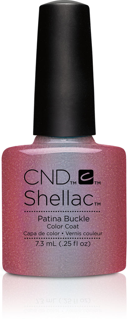 CND Shellac Power Polish Patina Buckle - Craft Culture Collection #91255 .25 oz