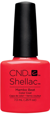 CND Shellac Power Polish MAMBO BEAT - Rhythm & Heat Collection #91583 .25 oz