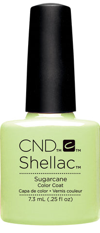 CND Shellac Power Polish SUGARCANE - Rhythm & Heat Collection #91584 .25 oz