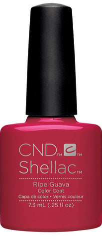 CND Shellac Power Polish RIPE GUAVA - Rhythm & Heat Collection #91587  .25 oz