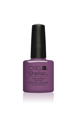 CND Shellac Power Polish LILAC ECLIPSE - Nightspell Collection #91590 .25 oz
