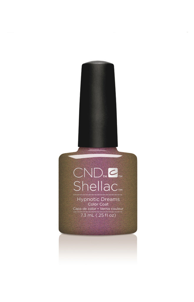 CND Shellac Power Polish HYPNOTIC DREAMS - Nightspell Collection #91591 .25 oz