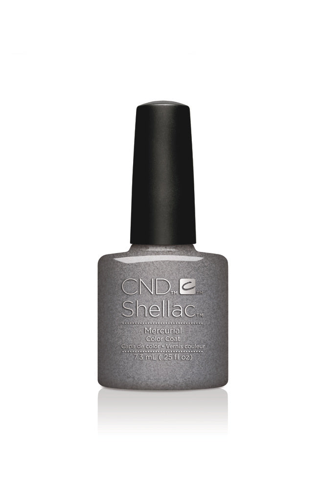 CND Shellac Power Polish MERCURIAL - Nightspell Collection #91593 .25 oz