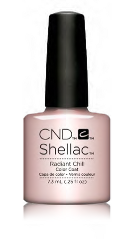 CND Shellac Power Polish RADIANT CHILL - Glacial Illusion Collection #91686 .25 oz