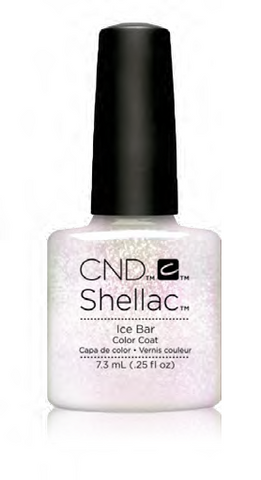 CND Shellac Power Polish ICE BAR - Glacial Illusion Collection #91688 .25 oz