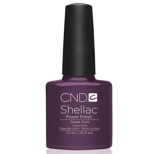 CND  SHELLAC UV Color Coat Grape Gum  09945