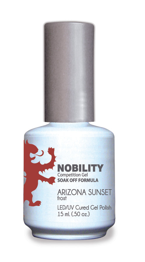 Lechat Nobility Gel Polish Arizona Sunset NBGP97