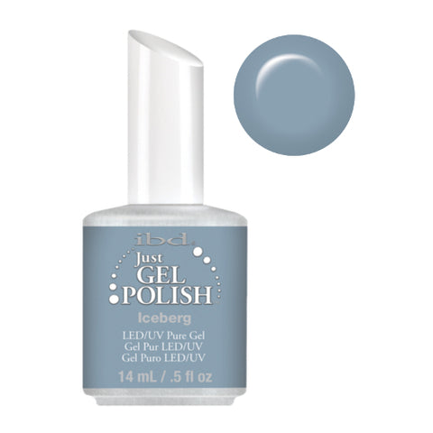 IBD Just Gel Polish  Iceberg 56574 .5 oz
