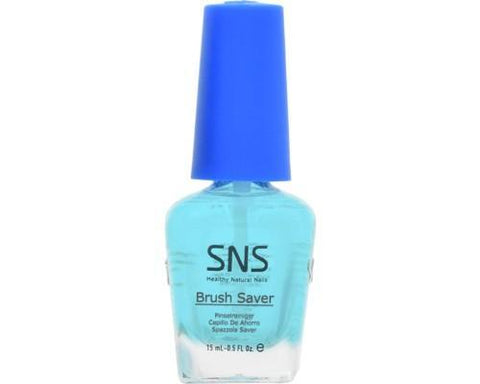 SNS LIQUID 0.5 OZ  BRUSH SAVER