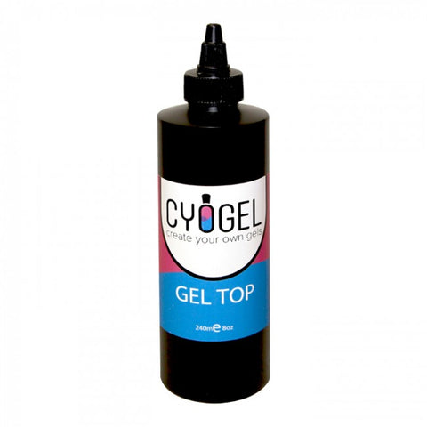 CYOGEL TOP COAT 240ml 8oz