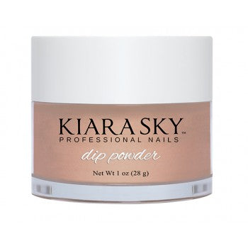 KIARA SKY DIP POWDER - BARE WITH ME  D403  1oz
