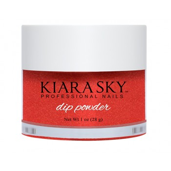 KIARA SKY DIP POWDER - I'M NOT RED_E YET  D424 1oz