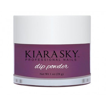 KIARA SKY DIPPING POWDER  - GRAPE YOUR ATTENTION D445 1OZ