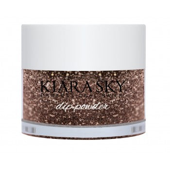 KIARA SKY DIPPING POWDER - CHOCOLATE GLAZE D467 1OZ
