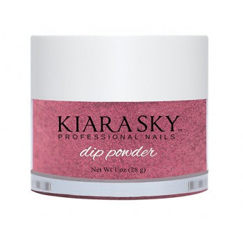 KIARA SKY DIPPING POWDER - V.I. PINK D518 1OZ