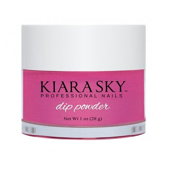 KIARA SKY DIPPING POWDER - PIXIE PINK D541 1OZ