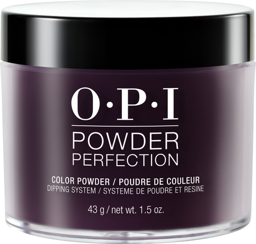 OPI Dipping Color Powders  Lincoln Park After Dark DPW42 1.5 oz