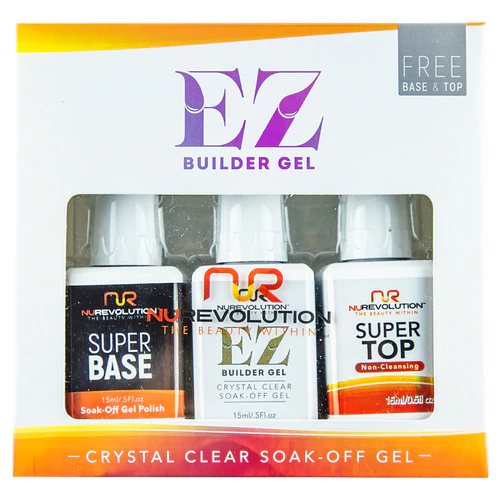 NuRevolution EZ Builder Gel Kit