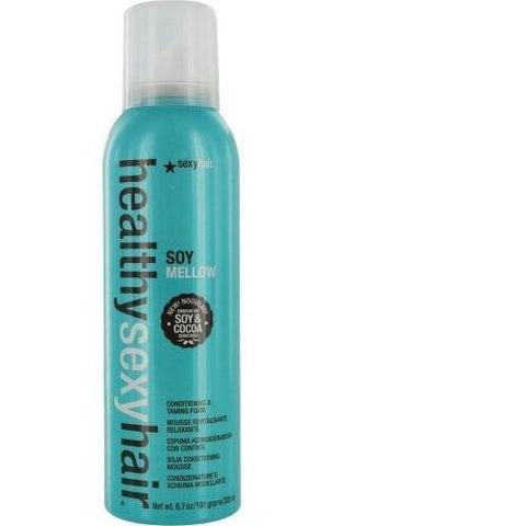 Sexy Hair Healthy Sexy Hair Soy Mellow Conditioning and Taming Foam 6.7oz