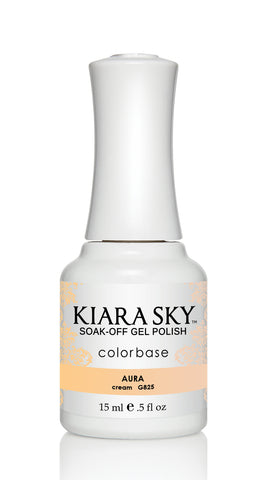 Kiara Sky Ombre Color Changing Gel Polish  Aura G825