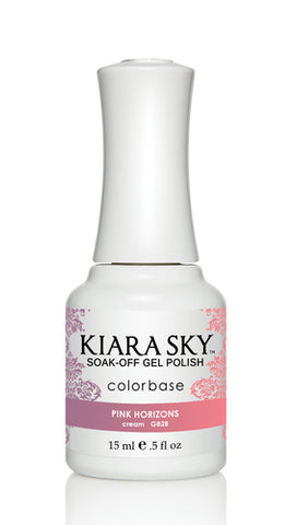Kiara Sky Ombre Color Changing Gel Polish Pink Horizons  G828
