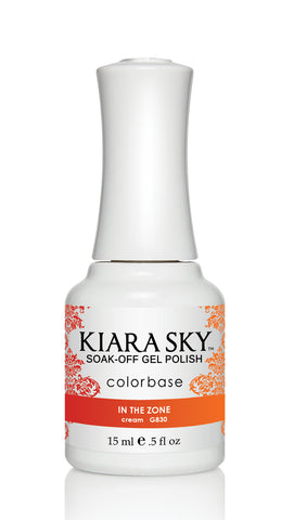 Kiara Sky Ombre Color Changing Gel PolishIn The Zone G830