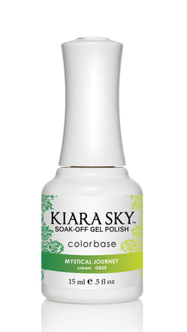 Kiara Sky Ombre Color Changing Gel Polish Mystical Journey G833