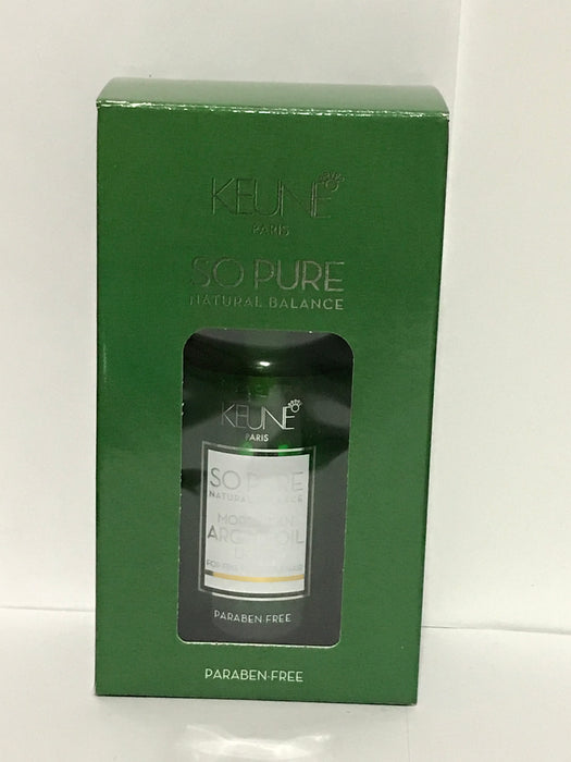 Keune So Pure Moroccan Argan Oil Light 45 ml/ For Fine to Brittle Hair Type