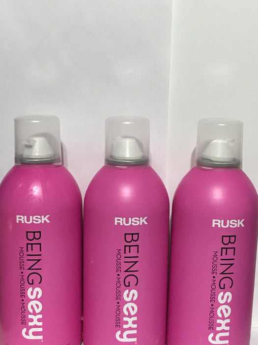 Rusk Being Sexy Mousse 3 pcs