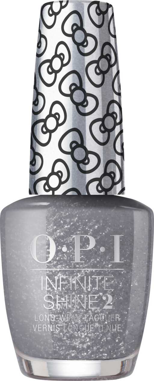 OPI INFINITE SHINE HOLIDAY HELLO KITTY ISN'T SHE ICONIC! HRL42
