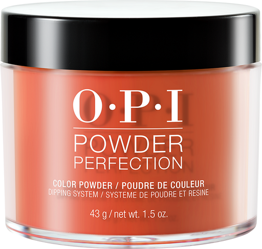 30% OFF - OPI DIPPING COLOR POWDERS - #DPV26 IT'S A PIAZZA CAKE 1.5 OZ  p1
