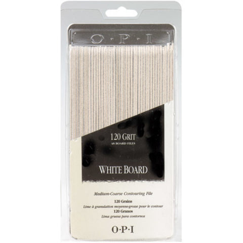 Opi white board files 120 grit package of 48 FI 293 np2