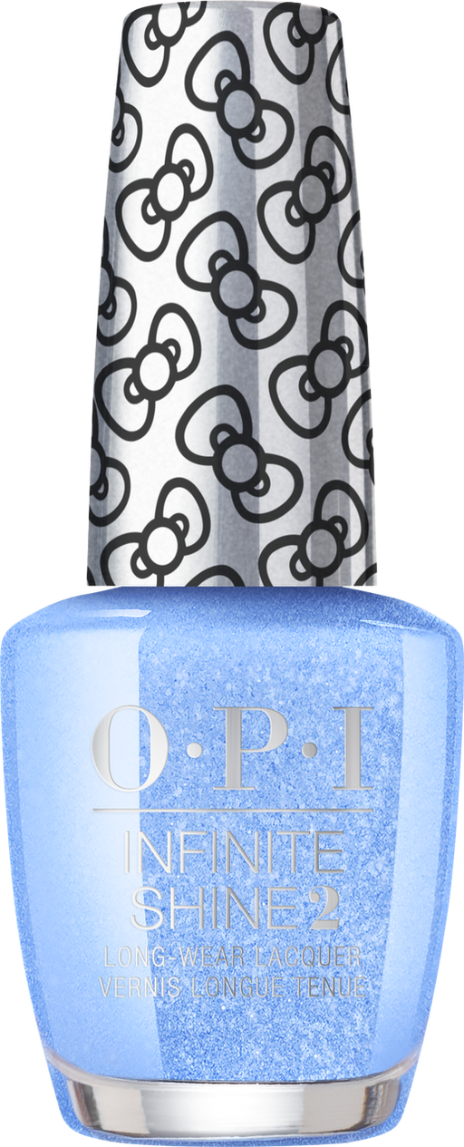 OPI INFINITE SHINE HOLIDAY HELLO KITTY LET LOVE SPARKLE HRL39