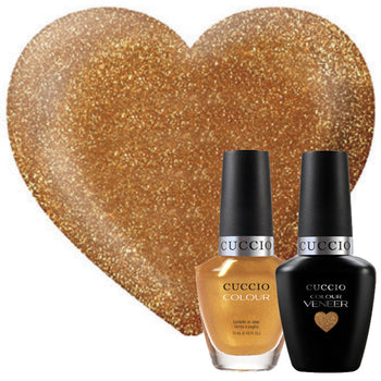 Cuccio Veneer Match Makers Soak of Gel Led/UV Russian Opulence 6031