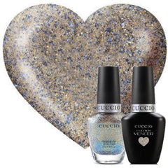 Cuccio Veneer Match Makers Soak of Gel Led/UV Surpris 6134