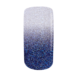 GLAM AND GLITS - MOOD EFFECT ACRYLIC - ME1023 BLUETIFUL DISASTER