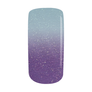 GLAM AND GLITS - MOOD EFFECT ACRYLIC - ME1044 BLUE LILY