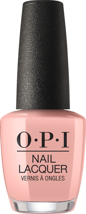 OPI LACQUER  MACHU PEACH-U NLP36 PERU COLLECTION