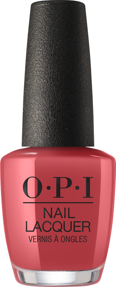 OPI LACQUER MY SOLAR CLOCK IS TICKING NLP38 PERU COLLECTION