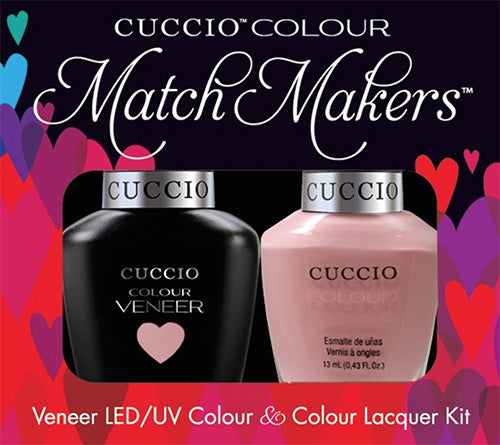 Cuccio Veneer Match Makers Soak of Gel Led/UV Namaste 6154