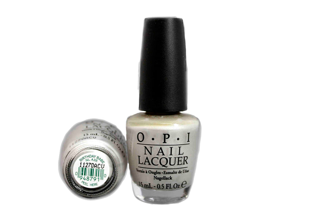 OPI Nail Polish NL A35 Birthday Babe