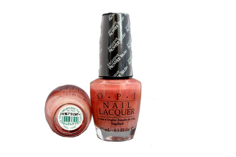 OPI Nail Polish NL A54 Don't Melbourne the Toast