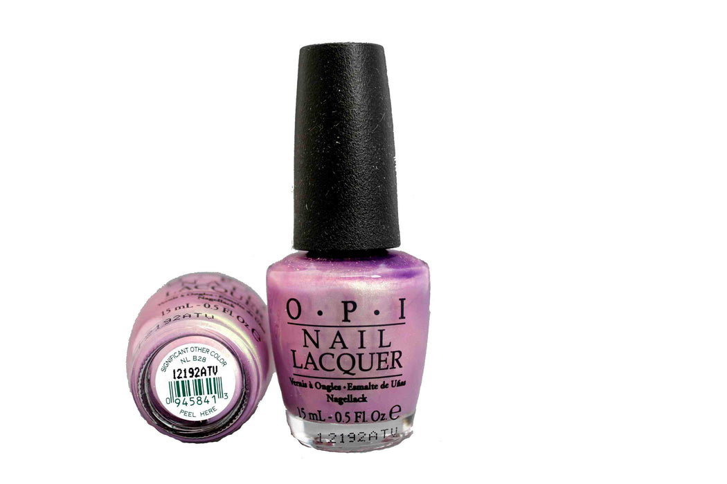 OPI Nail Polish NL B28 Significant Other Colour