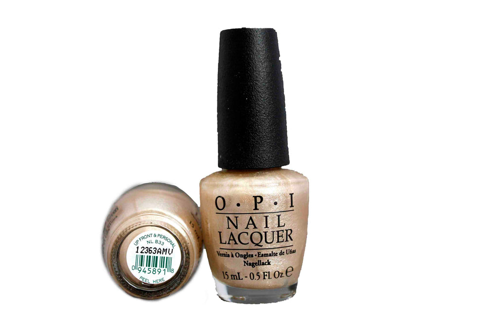 OPI Nail Polish  NL B33 Up Front & Personal